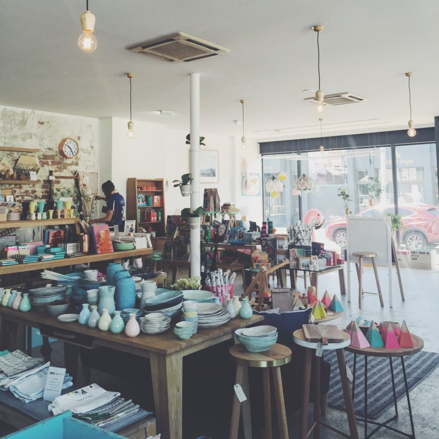 where to shop in fitzroy