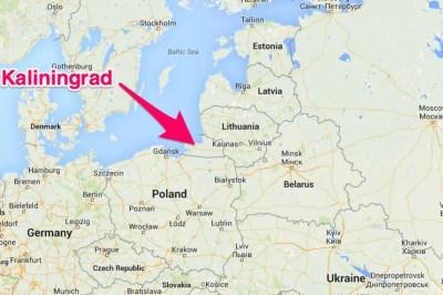 Kaliningrad – EURACTIV.com