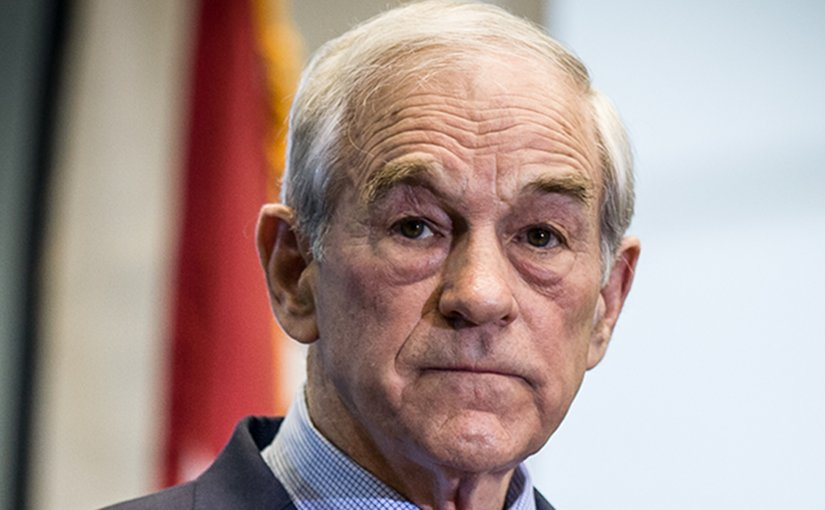 Ron Paul: Mandatory Depression Screening Is A Depressing...
