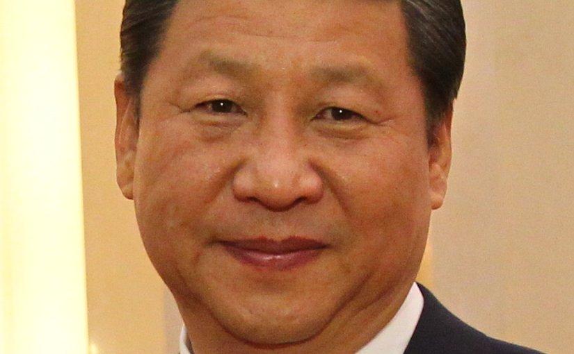 China's Xi Jinping. Photo by Antilong, Wikipedia Commons.