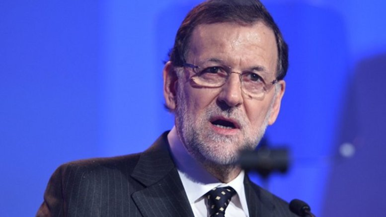 Spain's Mariano Rajoy. Source: Wikipedia Commons.