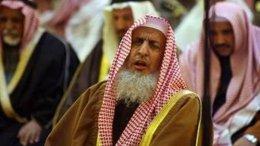 Saudi Arabia's Grand Mufti Sheikh Abdul Azia al-Sheikh. File Photo: Wikipedia Commons.