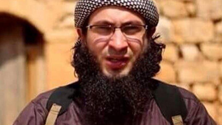Egypt-born Abu Suleiman al-Masri, leader of Syria's Jabhat al-Nusra (Nusra Front) terrorist group.
