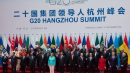 G20 Hangzhou Summit. Photo Credit: Casa Rosada (Argentina Presidency of the Nation), Wikipedia Commons.