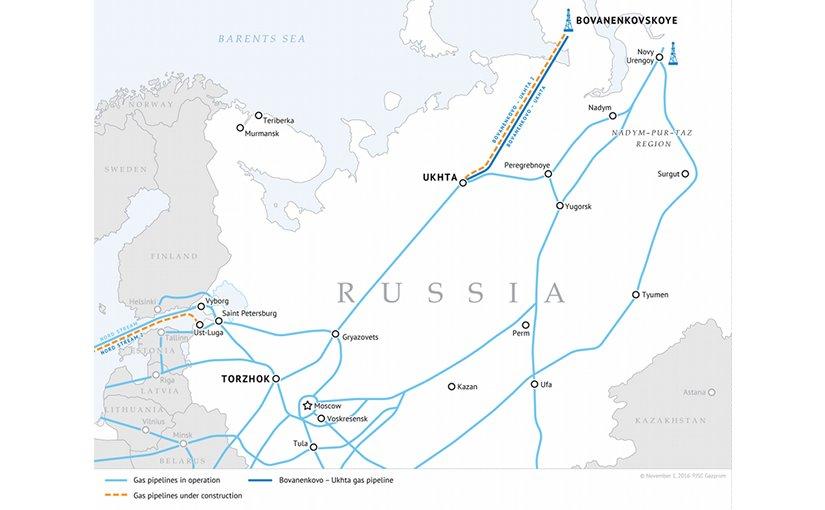 представляющая на этот раз поставщиков, заявила в прошлом месяце, что развитая газовая сеть в европе стала