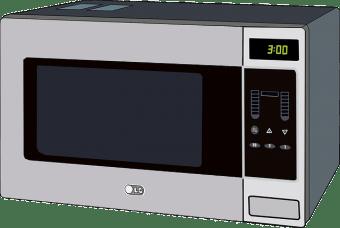 Les bols et mugs en terre cuite passés au micro ondes se dégradent rapidement quand la durée ou l'intensité de la cuisson d'un aliment est trop importante.