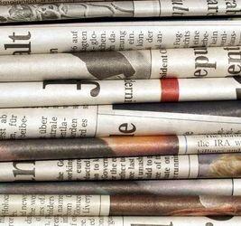 Un ami a retrouvé chez lui de vieux journaux datant des deux guerres ainsi que des revues des années 60. Comment estimer la valeur de ses archives ? Cordialement