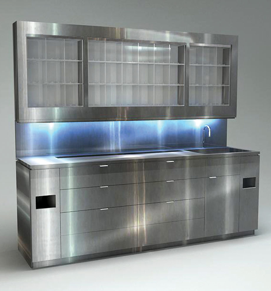 Stainless Steel Color Lab