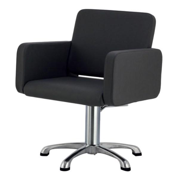 Knightsbridge Salon Styling Chair BK