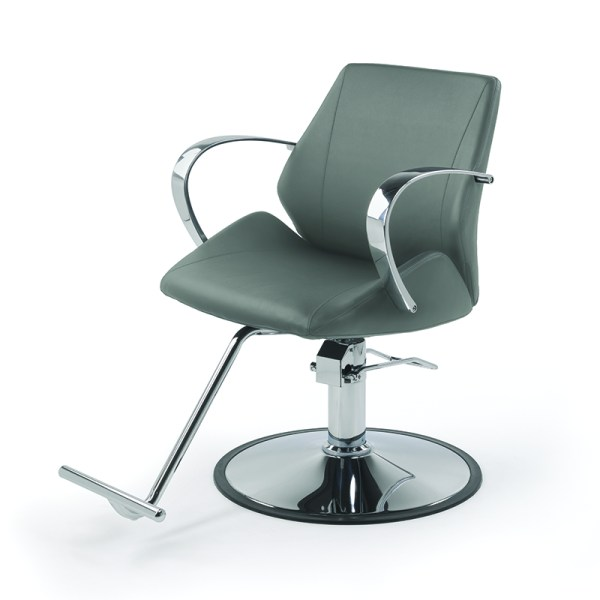 Kami Grey Salon Styling Chair