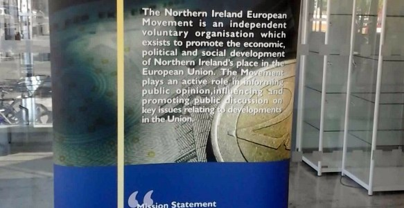 NI's leading pro-European organisation welcomes recent Brexit developments