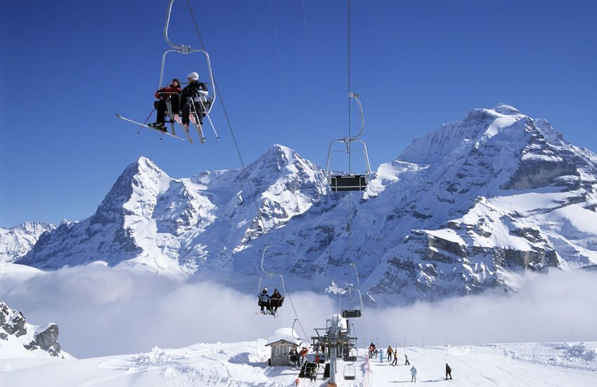 Swiss locals tell you where they ski | Europe Diaries Travel Blog