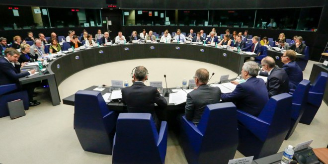 Meeting of the EP Conference of Presidents