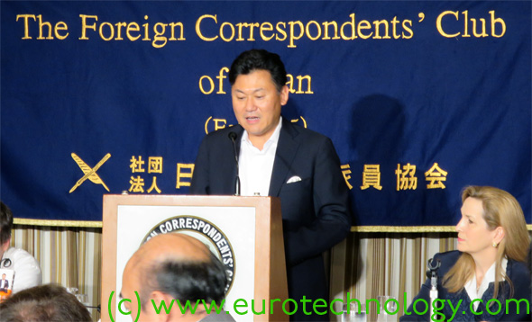 Hiroshi Mikitani, CEO of Japan's internet shopping mall Rakuten, explains how to make Japan more competitive