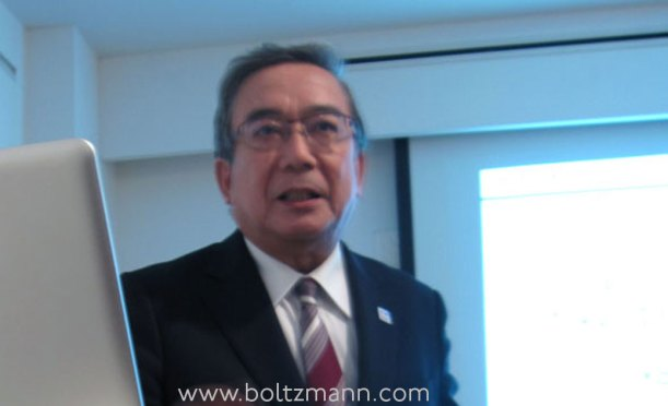 """Tokyo Institute of Technology President Yoshinao Mishima speaks about educational reform at TiTech: """"TiTech to become a world class University by 2030"""""""