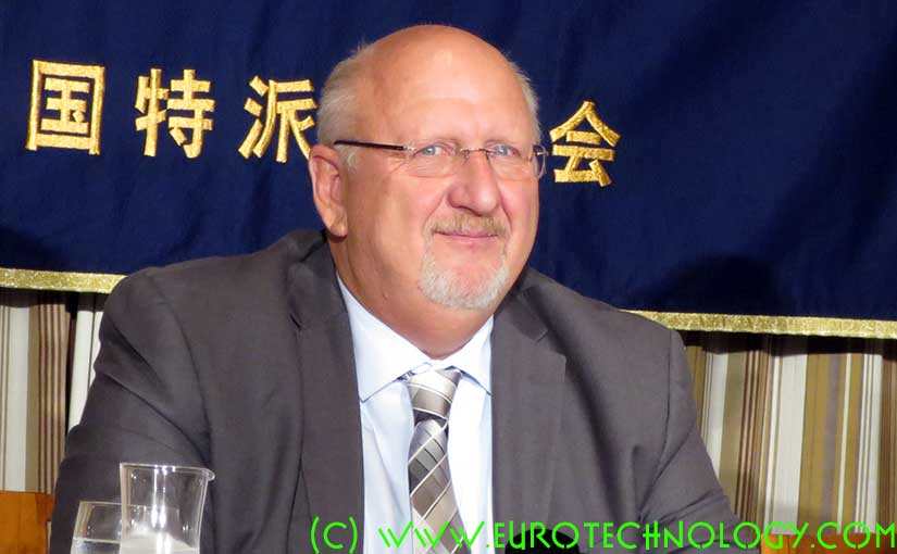 Dr Charles Casto: the Fukushima disaster changed my life