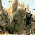 A scene from 'The Hurt Locker'