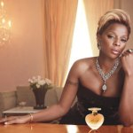 Mary J. Blige and her 'My Life' perfume