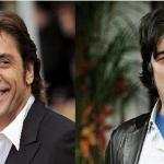 Javier Bardem (left) and Benicio Del Toro