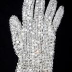 Michael Jackson&#039;s Victory Tour glove