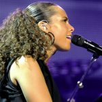 Alicia Keys perfroms at the 2010 Essence Music Festival at the Louisiana Superdome, July 3, 2010 in New Orleans