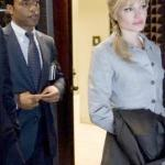 Chiwetel Ejiofor and Angelina Jolie