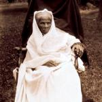 Harriet Tubman in 1911, two years before her death at age 90 or 91