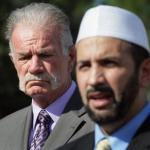 Pastor Terry Jones and Imam Muhammad Musri