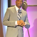 Donnie McClurkin hosts the Stellar Awards Nomination Concert and Announcements event in Nashville