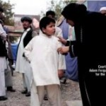 Six-year old Afghan girl is masqueraded as a boy in Afghanistan