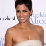 "Halle Berry attends a special screening of ""Frankie & Alice"" in New York, on Wednesday, Nov. 17, 2010."
