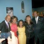 Jeffrey Osborn, Angela Bassett, Stephanie Mills, Deniece Williams, Mike Davis