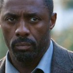 "Idris Elba in BBC's ""Luther"""