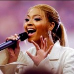 beyonce singing