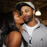 Esther Baxter and Joe Budden