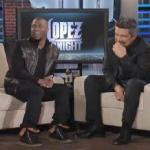 Kevin Hart on George Lopez explaining incident at P. Diddy party when woman's hair ignited.