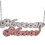 morrocan monroe necklace