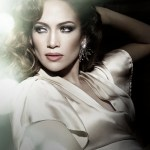 Jennifer Lopez's Love and Light ad photo