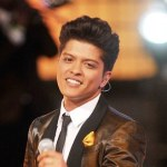 Bruno Mars performs on stage at the 2011 MuchMusic Video Awards on June 19, 2011 in Toronto, Canada