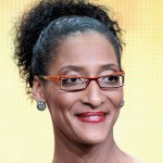 Host Carla Hall of the television show &quot;The Chew&quot; speaks during the Disney ABC Television Group portion of the 2011 Summer Television Critics Association Press Tour held at The Beverly Hilton Hotel on August 7, 2011 in Beverly Hills