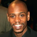 Comedian Dave Chappelle turns 38 today