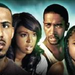 Somebody Help Me 2 cast (L to R) Marques Houston, Malika Haqq, Omarion Grandberry and Chrissy Stokes.