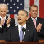 President Barack Obama addresses a Joint Session of Congress at the U.S. Capitol September 8, 2011 in Washington, DC. Obama addressed both houses of the U.S. legislature to highlight his plan to create jobs for millions of out of work Americans.