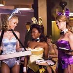 (L-R) Amber Heard as Maureen, Naturi Naughton as Brenda, Leah Renee as Alice