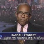 Randall Kennedy, Harvard law professor and author of &quot;The Persistence of the Color Line&quot; visits Tavis Smiley show to talk about the President&#039;s record