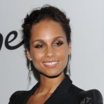 "Musician Alicia Keys attends the screening of ""Five"" at Skylight SOHO on September 26, 2011 in New York City"