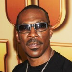 "Eddie Murphy attends the ""Tower Heist"" world premiere at the Ziegfeld Theater in New York. (Oct. 24, 2011)"