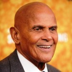 "Singer/actor Harry Belafonte attends the ""Sing Your Song"" screening at The Apollo Theater on Oct. 6, 2011 in New York City"