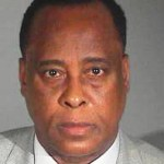 Dr. Conrad Murray is shown in this Los Angeles County Sheriff's Department booking photograph taken November 7, 2011, the day of his involuntary manslaughter conviction of pop star Michael Jackson death and released to the news media November 29, 2011, the day Murray was handed a four year sentence for the death of of Jackson. Murray will serve his four year sentence at a Los Angeles County Sheriff's Department facility.