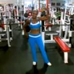 Ernestine 'Ernie' Shepard, 74, fitness trainer and bodybuilder.